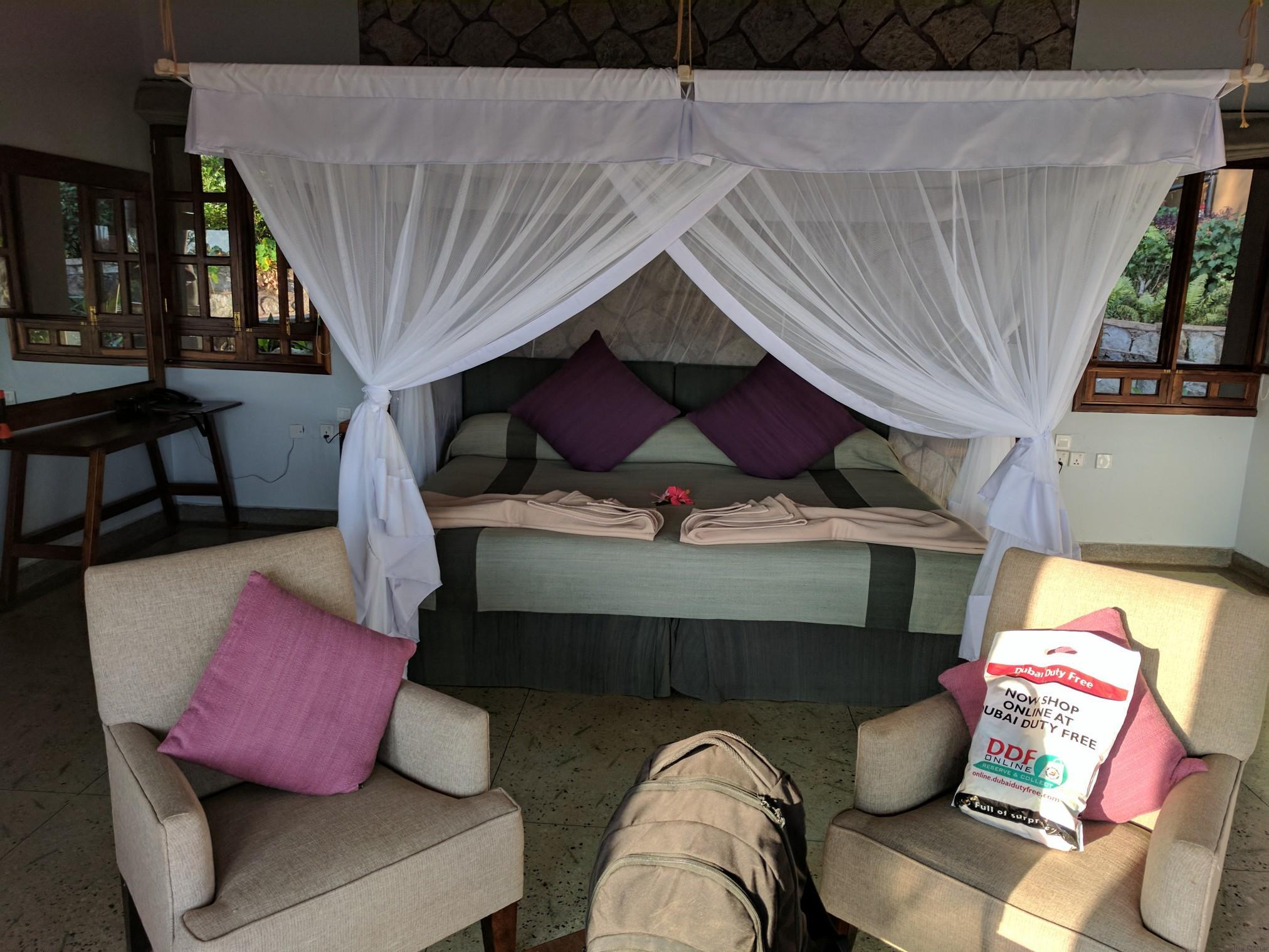 Safari Camp - Inside look