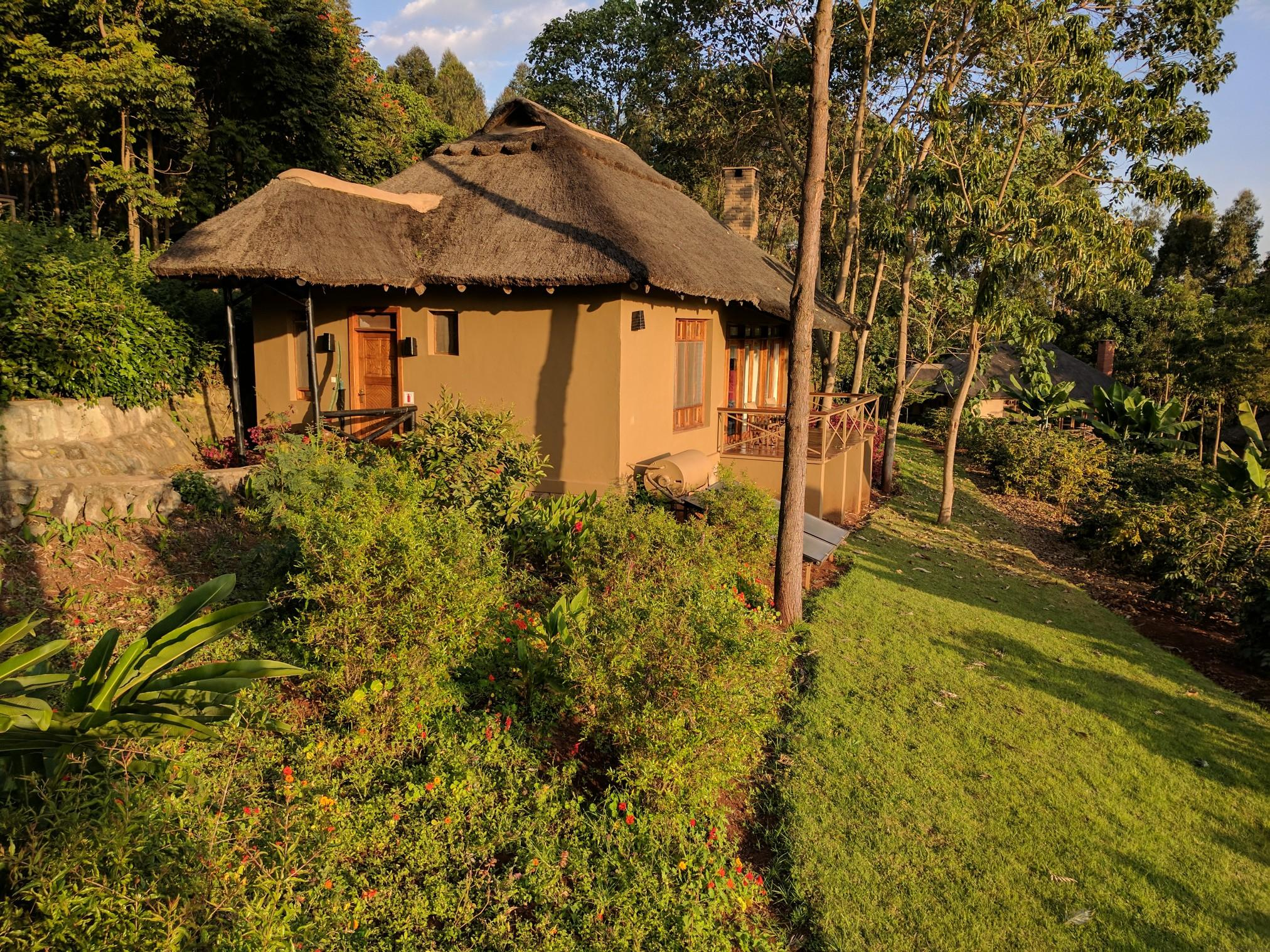 Kitela Lodge in Ngorongoro - A 5 star camp