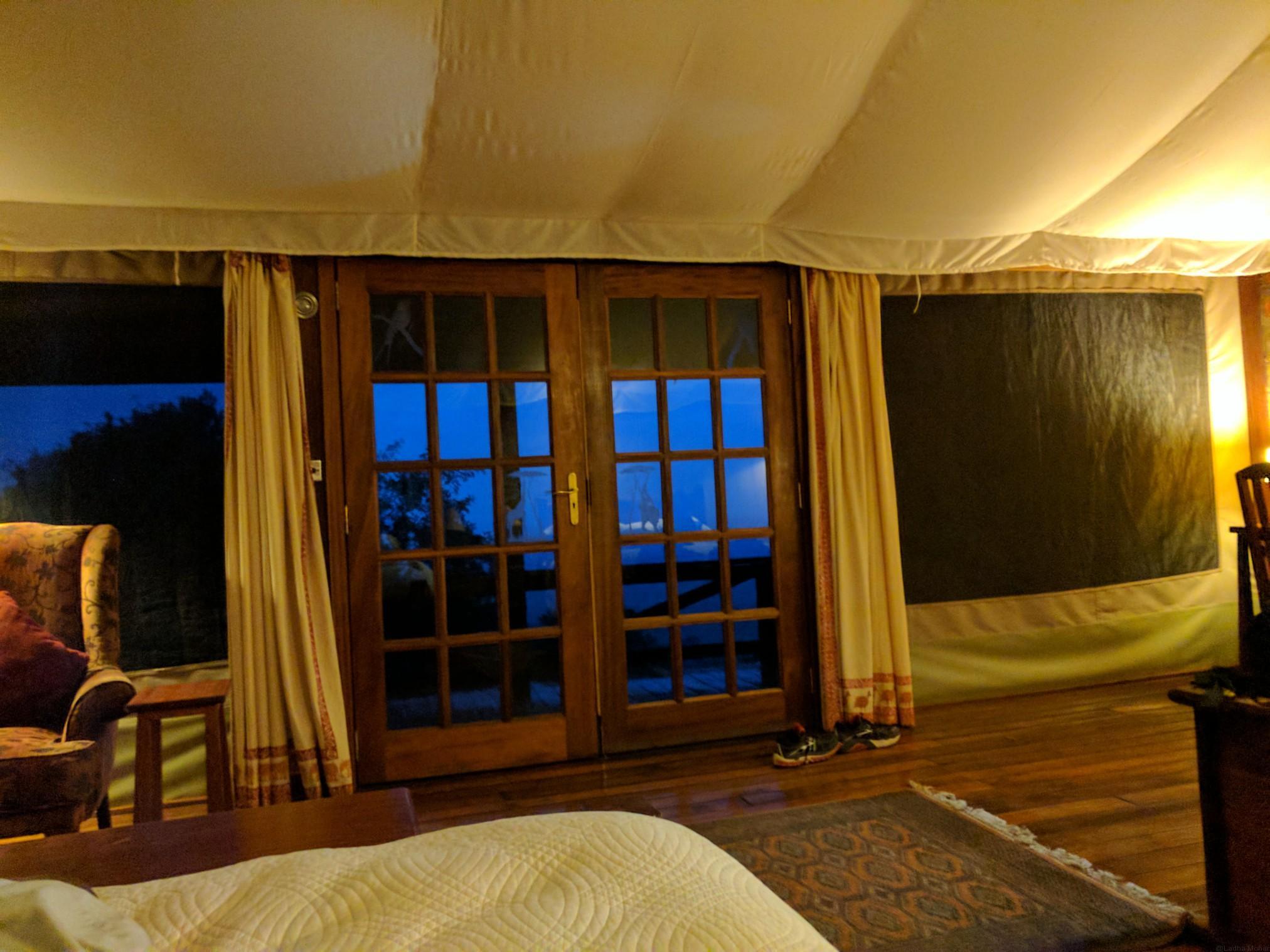 Mara West Camp Room