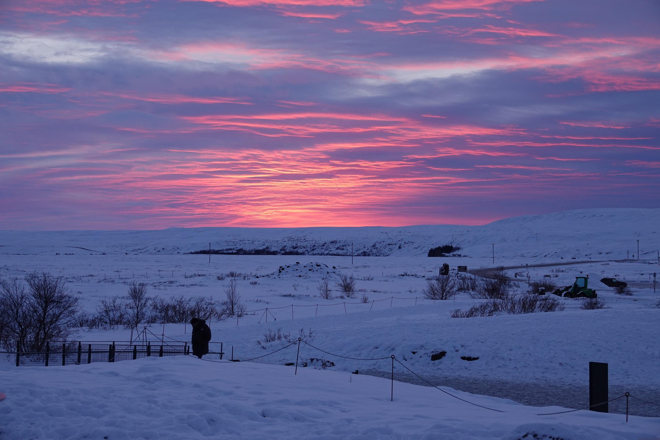 Þingvellir Heritage Site