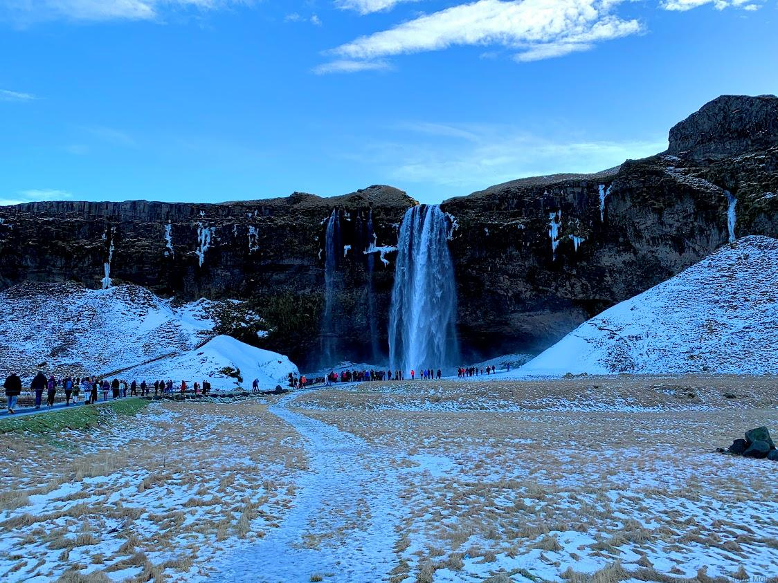Selandjafoss Waterfalls