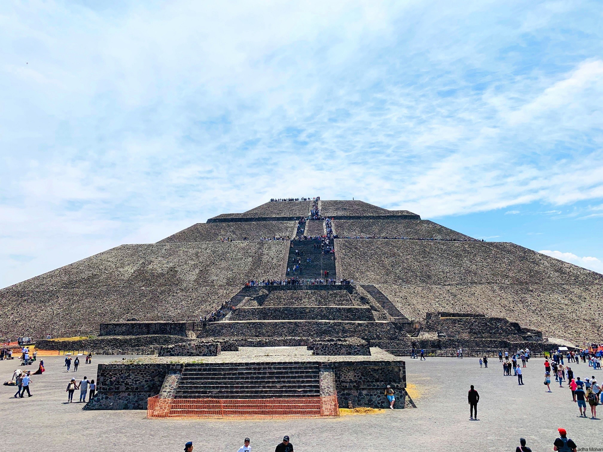 Pyramid of the Sun - Full View