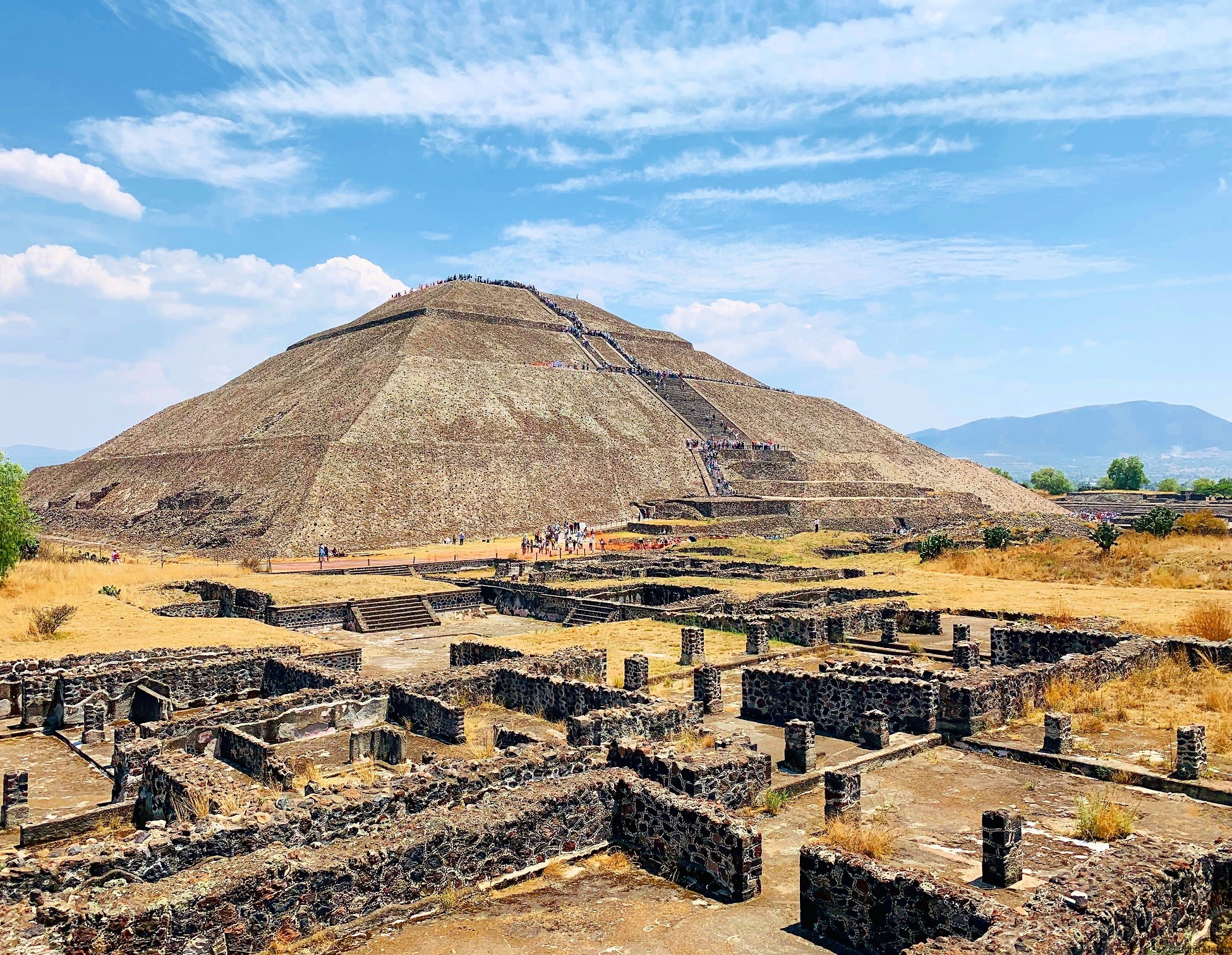 Day trip to Teotihuacan · Corners of the World