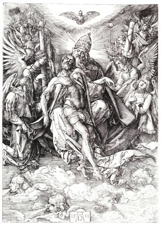 Albrecht Dürer, The Holy Trinity, 1511