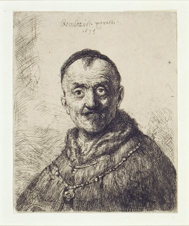 The First Oriental Head, Rembrandt van Rijn, 1635, Gift of University of Arizona  Department of Art