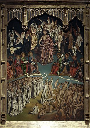 The Last Judgment, Francisco Gallego  and Workshop, 1480-1488