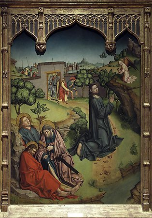 The Agony in the Garden, Fernando Gallego and Workshop, 1480-1488