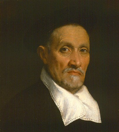 Portrait of a Magistrate, Giovanni Battista Moroni, c. 1570