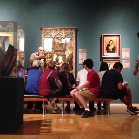 Docent Call