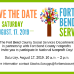 "Fort Bend County Social Services Presents ""Fort Bend Serves"""