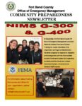 Jan Feb 2017 Community Preparedness Newsletter