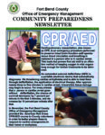 November December 2017 Community Preparedness Newsletter