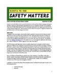Santa Fe ISD Safe and Secure Schools Update 09/21/2018
