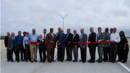 Fort Bend Parkway Toll Road Overpass Ribbon-Cutting