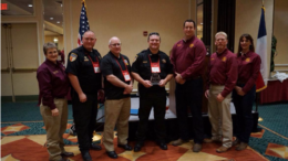 Fire Marshal's Office Recognized at Annual Texas Fire Marshal Conference