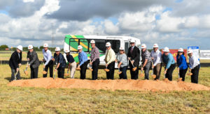 Fort Bend County Breaks Ground on New Transit Facility