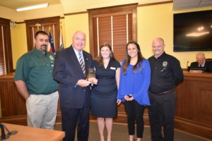 FORT BEND COUNTY AWARDED THE  2018 WORKPLACE HEALTH ASSESSMENT WELLNESS CHAMPION AWARD