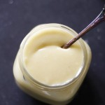Sweetened Condensed Milk Substitute (Instant, Raw, and Free from: dairy, refined sugars, gluten & grains)
