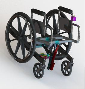 Wheelchair schematic