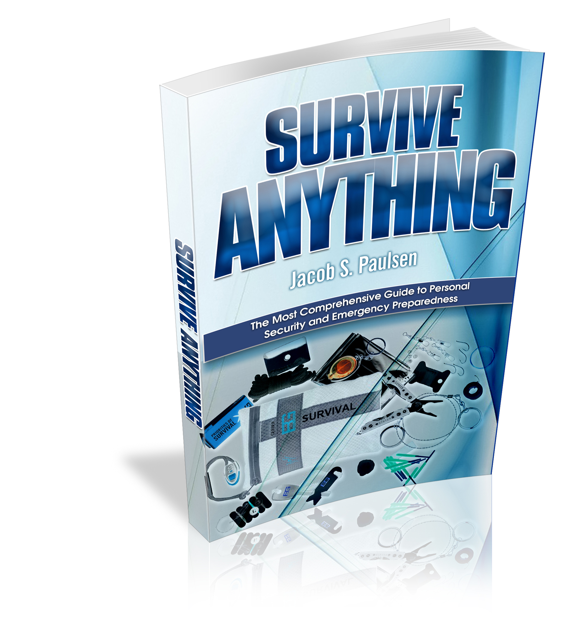 Survive Anything eBook