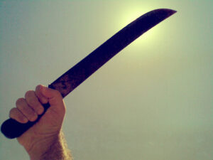 machete weapon