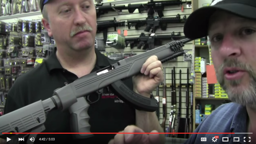 ruger 10 22 review video