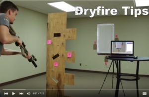 dryfire tips