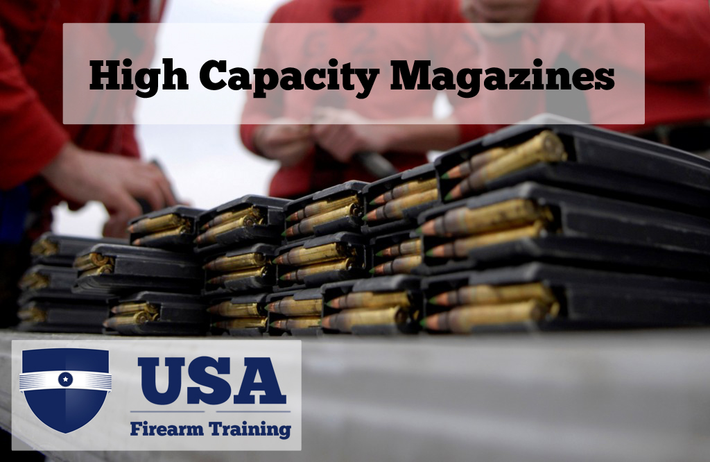 high capacity magazine ban