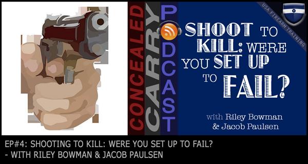 Shoot to Kill Podcast