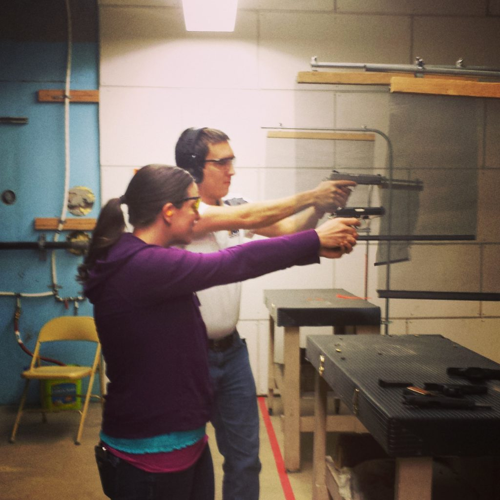 Couples shooting
