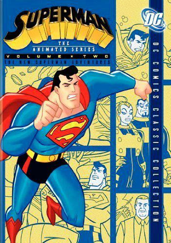 Superman animated movie list