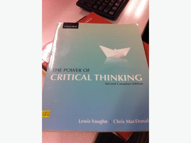 Popular Critical Thinking Books