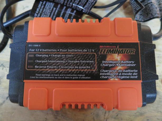 Intelligent battery charger инструкция