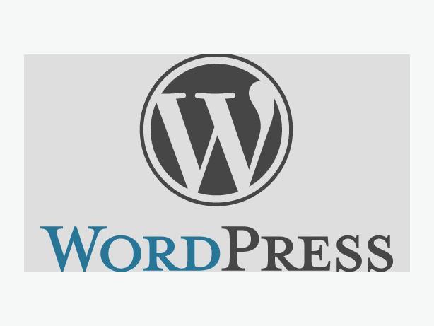 Как сделать логотип в wordpress 522