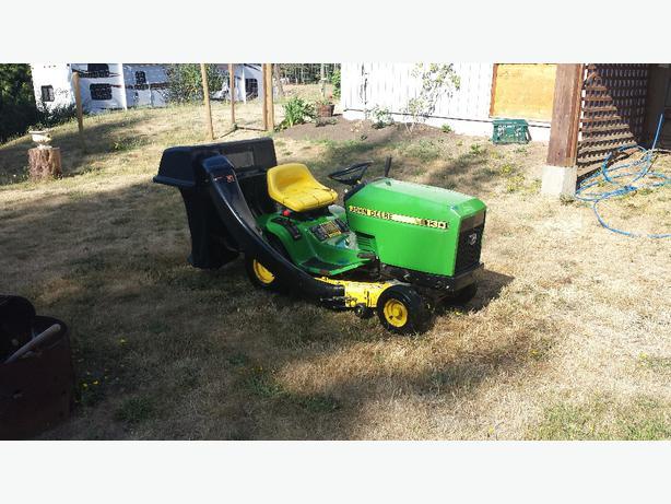 John Deere Lawn Tractor Duncan Cowichan
