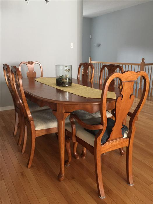 Selling dining room