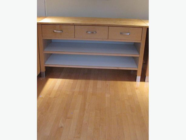 Ikea varde unterschrank mase