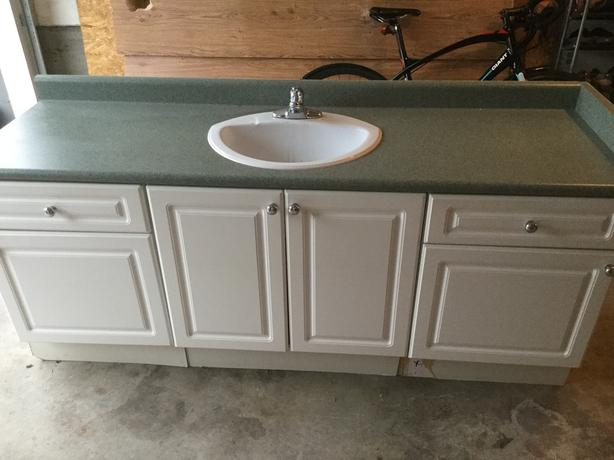 Used bathroom vanity for sale