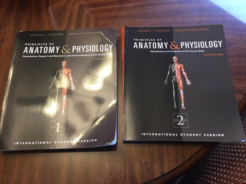 Fancy Principle Of Anatomy And Physiology 13th Edition Gallery ...