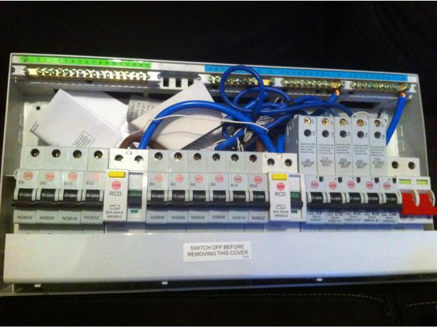 iet forums dual rcd plus rcbo consumer unit rh theiet org