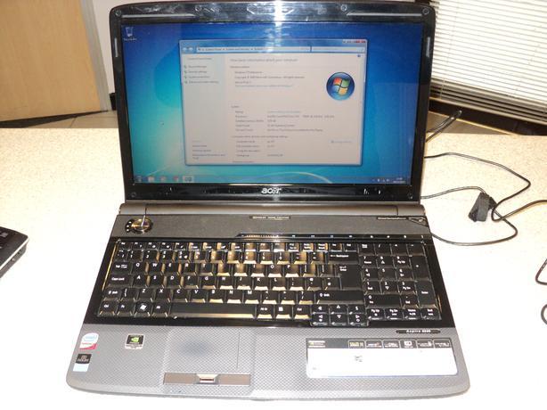Acer aspire 6930 user manual download