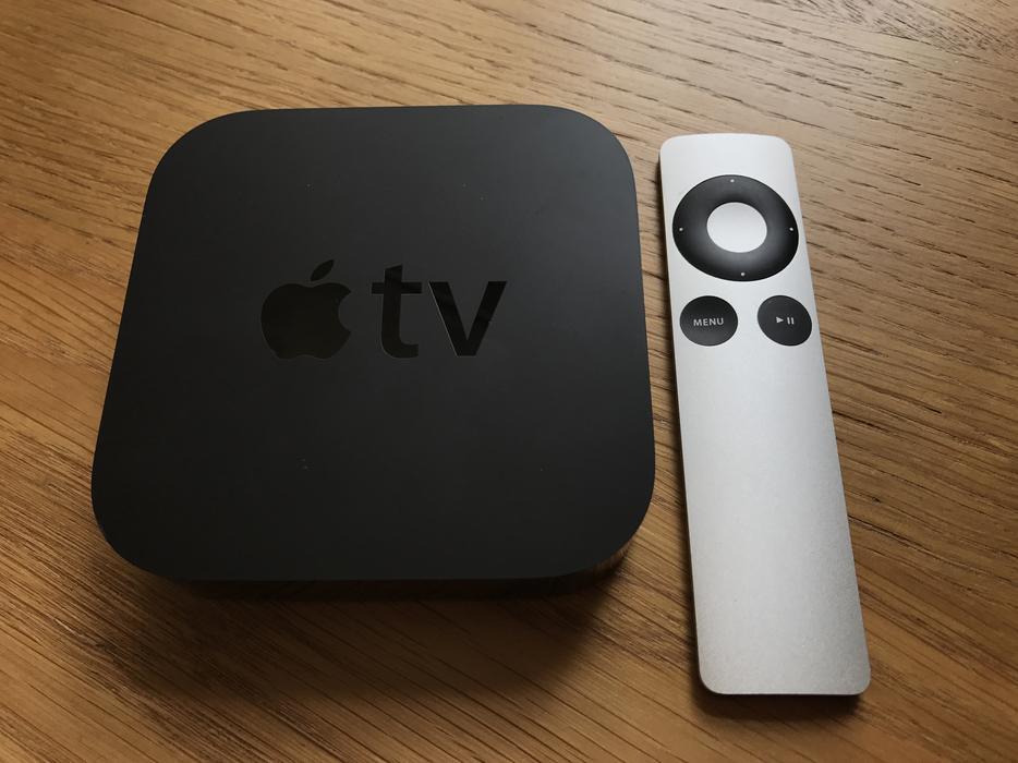 Instruction apple tv