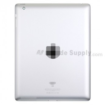 For Apple The New iPad (iPad 3) Rear Housing  Replacement (Wifi Version) - 64GB - Grade S+