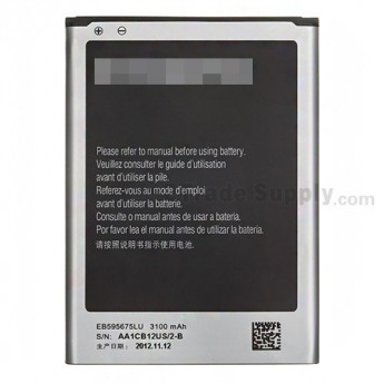 For Samsung Galaxy Note 2 SGH-i317/T889/R950/I605/L900/N7100 Battery Replacement - Grade S+