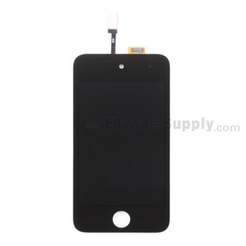 Apple iPod Touch 4th Generation LCD Screen and Digitizer Assembly ,Black