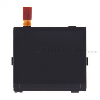For BlackBerry Tour 9630 LCD Screen with Adhesive  Replacement (LCD-16659-004/111/112) - Grade S+