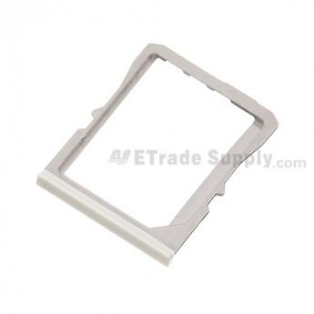 OEM HTC One SIM Card Tray ,White