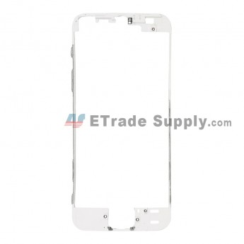 Replacement Part for Apple iPhone 5S Digitizer Frame - White - A Grade (2)