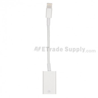 Replacement Part for Apple iPad Mini, iPad 4 Lightning to USB Camera Adapter - R Grade