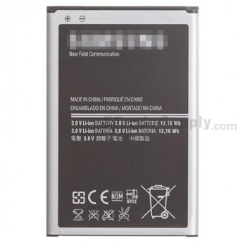 For Samsung Galaxy Note 3 N9006 Battery  Replacement - Grade S+